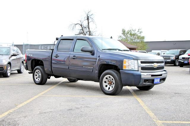 2010 Chevrolet Silverado 1500 LT 4x4