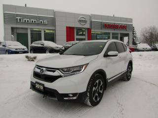 Used 2019 Honda CR-V Touring for sale in Timmins, ON