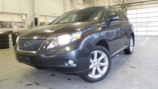 Used 2011 Lexus RX 350 TOURING NAV AWD for sale in Toronto, ON
