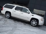 Photo of Pearl White 2013 Cadillac Escalade ESV