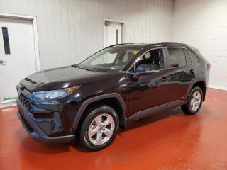 Used 2019 Toyota RAV4 Hybrid LE AWD for sale in Pembroke, ON