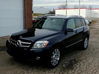 Used 2011 Mercedes-Benz GLK-Class 4MATIC 4dr GLK 350 for sale in Kitchener, ON