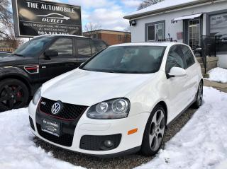 Used 2007 Volkswagen GTI SUNROOF for sale in Mississauga, ON