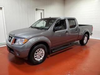 Used 2017 Nissan Frontier SV 4X4 for sale in Pembroke, ON