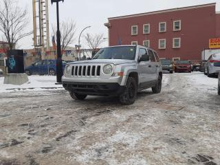 Used 2011 Jeep Patriot SPORT for sale in Edmonton, AB