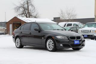 Used 2011 BMW 3 Series 328i xDrive Executive Edition for sale in Brampton, ON