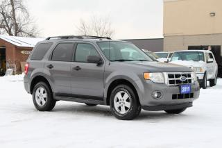 Used 2011 Ford Escape AWD XLT Leather Heated Seats for sale in Brampton, ON