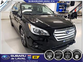 Used 2016 Subaru Legacy 2.5I LIMITED EYESIGHT for sale in Laval, QC