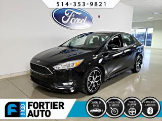 Used 2016 Ford Focus Berline SE 4 portes for sale in Montréal, QC