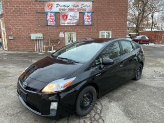 Used 2010 Toyota Prius Hybrid/2 SETS OF TIRES/SAFETY INCLUDED for sale in Cambridge, ON