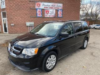 Used 2016 Dodge Grand Caravan SXT/ONE OWNER/NO ACCIDENT/SAFETY INCLUDED for sale in Cambridge, ON