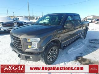 Used 2016 Ford F-150 XLT SUPERCREW LWB 4WD 5.0L for sale in Calgary, AB