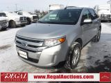 Photo of Silver 2014 Ford Edge