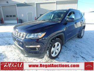 Used 2018 Jeep Compass North 4D Utility 4WD 2.4L for sale in Calgary, AB