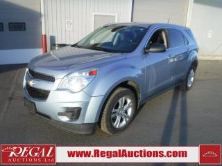 Used 2015 Chevrolet EQUINOX LS UTILITY 2WD 2.4L for sale in Calgary, AB