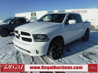 Used 2013 RAM 1500 SPORT 4D CREW CAB SWB 4WD 5.7L for sale in Calgary, AB