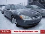 Photo of Grey 2003 Ford Taurus
