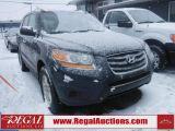 Photo of Blue 2011 Hyundai Santa Fe