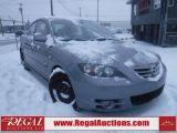 Photo of Silver 2005 Mazda MAZDA3