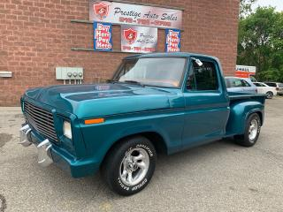 Used 1979 Ford F100 460 BigBlock engine V8/2 YEAR WARRANTY/CERTIFIED for sale in Cambridge, ON