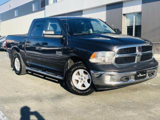 Used 2016 RAM 1500 SXT CREW CAB V6 for sale in Ste-Marie, QC