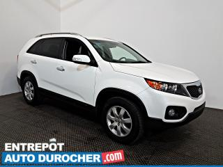 Used 2013 Kia Sorento LX Automatique - AIR CLIMATISÉ - Sièges Chauffants for sale in Laval, QC