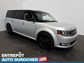 Used 2017 Ford Flex SEL AWD TOIT OUVRANT- NAVIGATION  - 7 Passagers for sale in Laval, QC