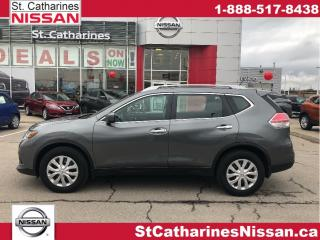 Used 2016 Nissan Rogue Off Lease for sale in St. Catharines, ON