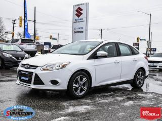 Used 2013 Ford Focus SE ~Heated Seats ~Alloy Wheels ~ONLY 75,000 KM! for sale in Barrie, ON