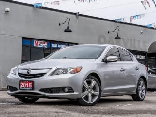 Used 2015 Acura ILX 4dr Sdn Premium Pkg for sale in Oakville, ON