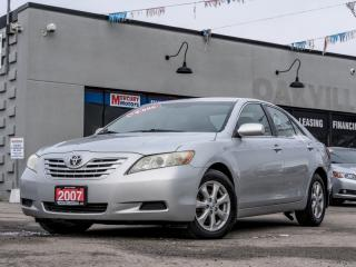 Used 2007 Toyota Camry 4DR SDN I4 for sale in Oakville, ON