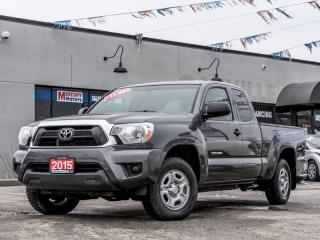 Used 2015 Toyota Tacoma 2WD Access CAB I4 for sale in Oakville, ON