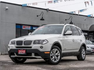 Used 2010 BMW X3 AWD 4dr 28i for sale in Oakville, ON