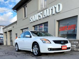 Used 2009 Nissan Altima 4dr Sdn V6 3.5 for sale in Hamilton, ON