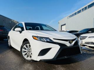 Used 2019 Toyota Camry |AUTO|LANE ASSIST|REAR VIEW CAMERA|ADAPTIVE CRUISE CONTROL!! for sale in Brampton, ON