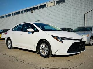 Used 2020 Toyota Corolla |AUTO|SUNROOF|ADAPTIVE CRUISE CONTROL|LANE ASSIST & MORE! for sale in Brampton, ON