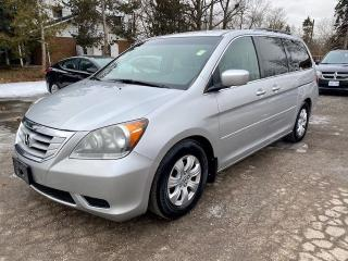 Used 2010 Honda Odyssey 4dr Wgn SE w/RES, no accidents, Ontario vehicle for sale in Halton Hills, ON
