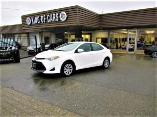 Used 2018 Toyota Corolla LE HEATED SEATS for sale in Langley, BC