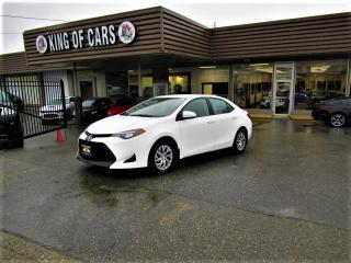 Used 2018 Toyota Corolla LE COLLISION ALERT for sale in Langley, BC