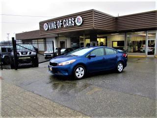 Used 2018 Kia Forte SEDAN for sale in Langley, BC