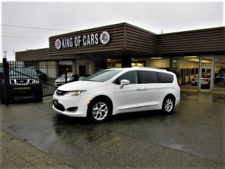 Used 2017 Chrysler Pacifica Touring-L Plus for sale in Langley, BC