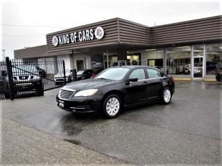 Used 2013 Chrysler 200 LX for sale in Langley, BC