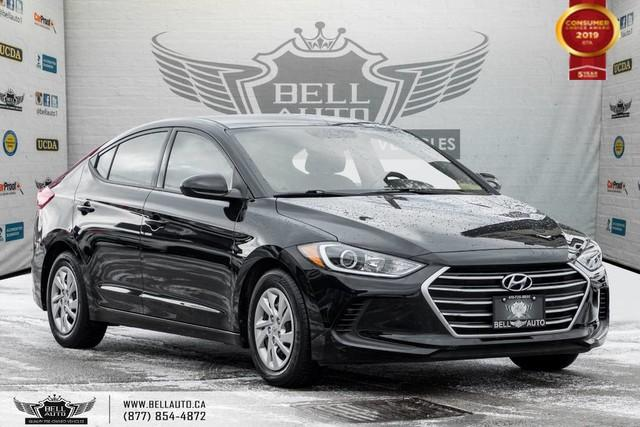2017 Hyundai Elantra LE, NO ACCIDENT, BLUETOOTH, HEATED SEATS, ECO MODE