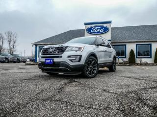 Used 2017 Ford Explorer XLT- NAVIGATION- HEATED SEATS- BACKUP CAMERA for sale in Essex, ON
