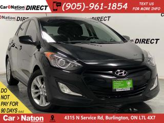 Used 2013 Hyundai Elantra GT GLS| LOCAL TRADE| PANO ROOF| HEATED SEATS| for sale in Burlington, ON