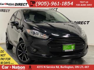 Used 2016 Ford Fiesta SE| LOCAL TRADE| HEATED SEATS| for sale in Burlington, ON