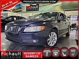 Used 2010 Volvo S80 S80 for sale in Châteauguay, QC