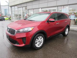 Used 2019 Kia Sorento 2.4L LX AWD/Heated seats/Camera/Andriod Auto Apple Car Play for sale in Mississauga, ON