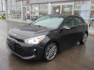 Used 2018 Kia Rio5 EX Tech Navigation/Leather/Camera/Sunroof/Heated seats/Android Auto Apple Car Play/New year Clear Out Price for sale in Mississauga, ON