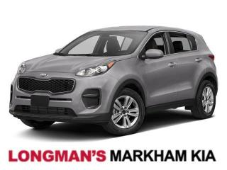 Used 2017 Kia Sportage LX|AWD|R-CAM|HTD-SEAT| for sale in Markham, ON